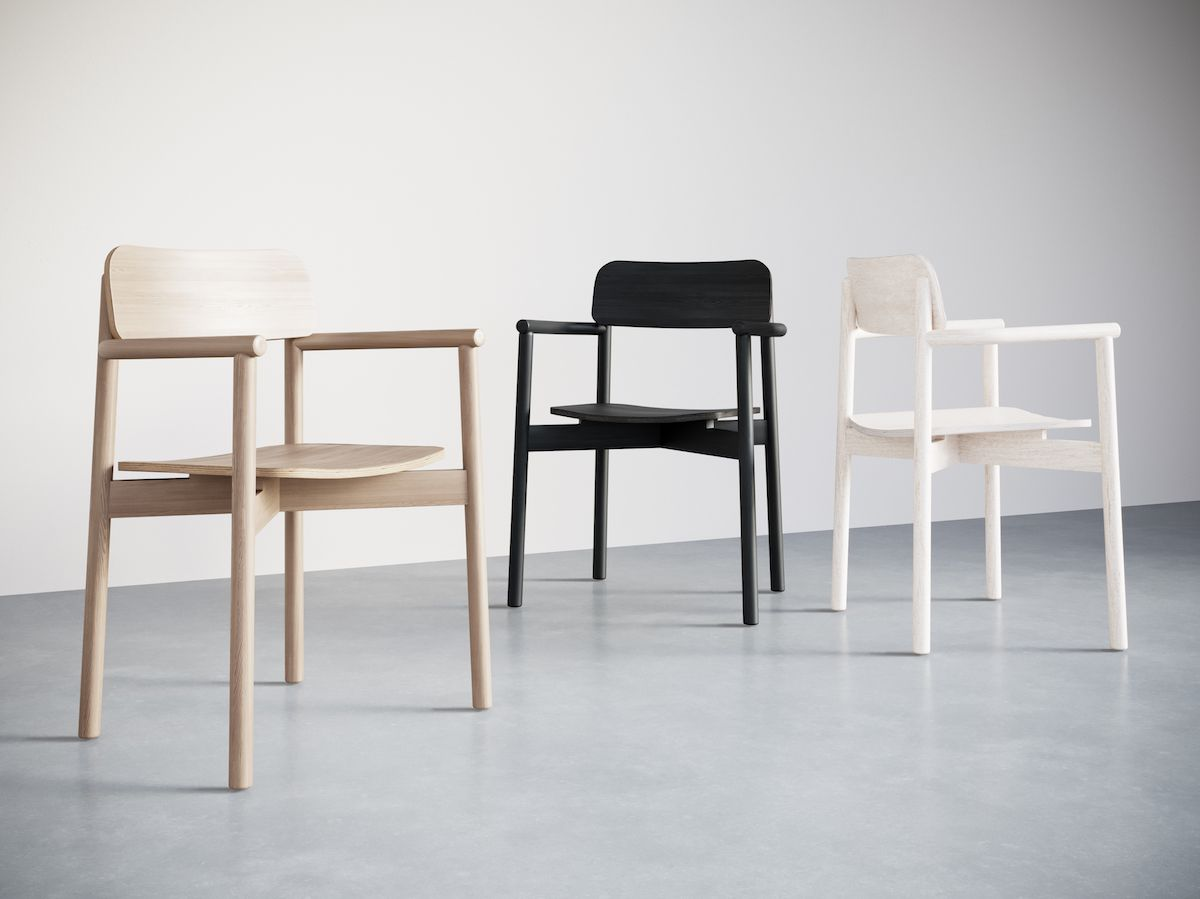 2-5. Jasny Arm Chair.Scattered