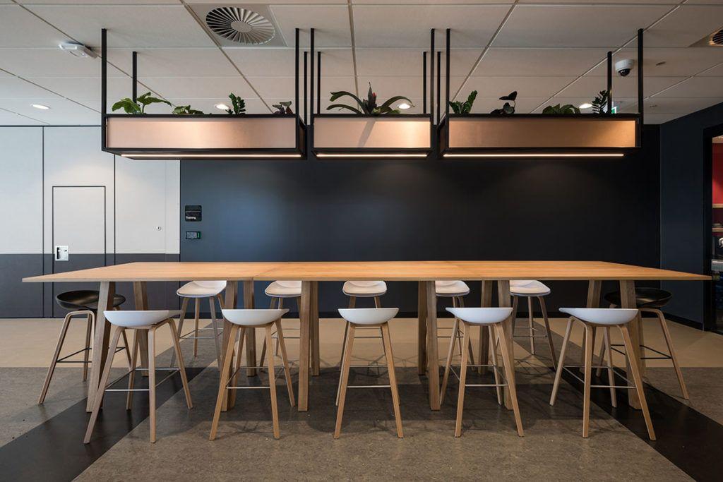 High Dove Table – Fujitsu by BLP