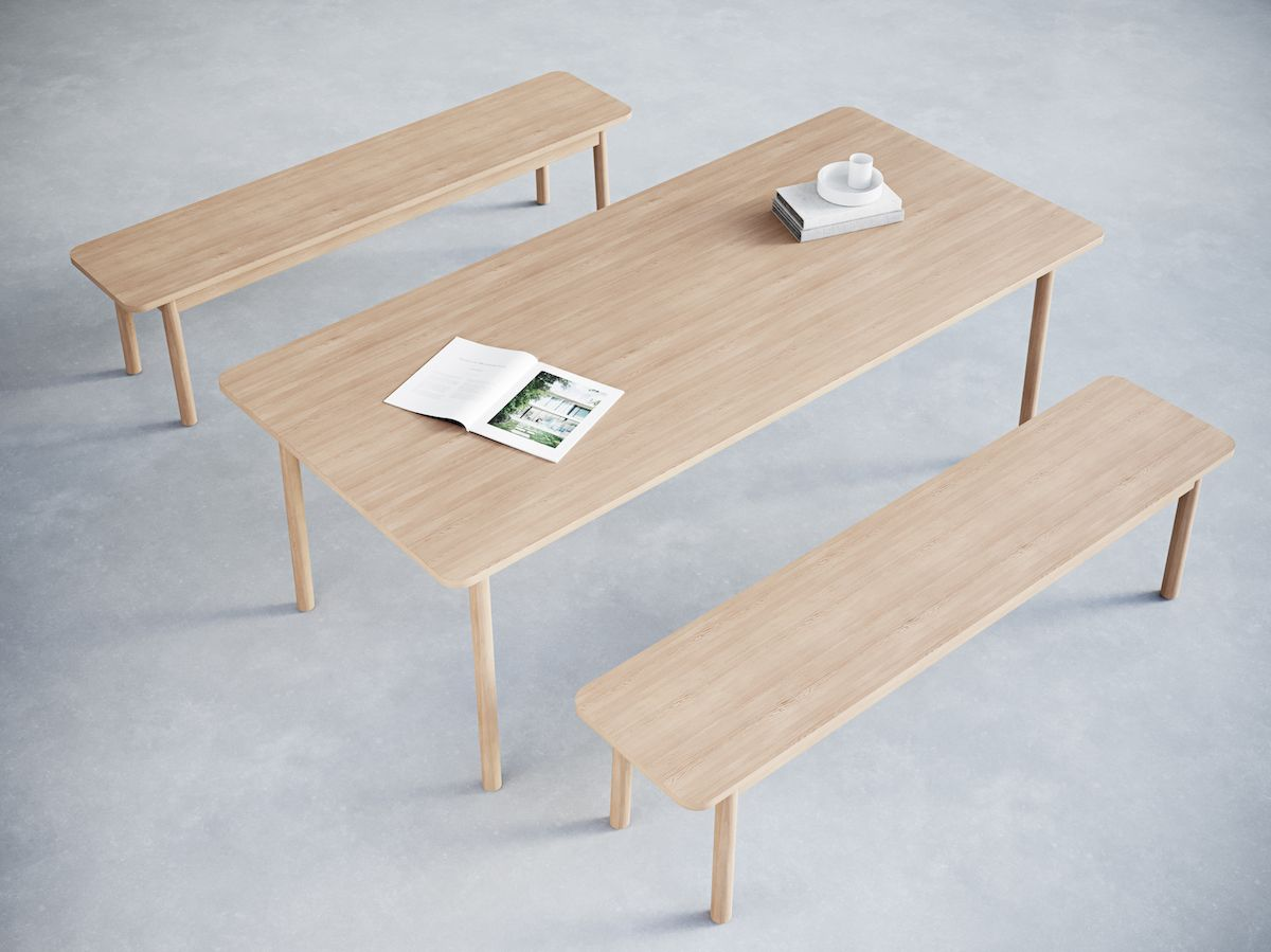 4-4.Time Bench. Table&Objects